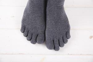 kasane lab 指なり足なり5本指くつした